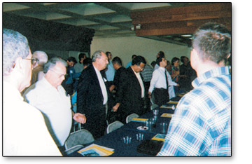 San Diego Pastor's Revive San Diego Meeting